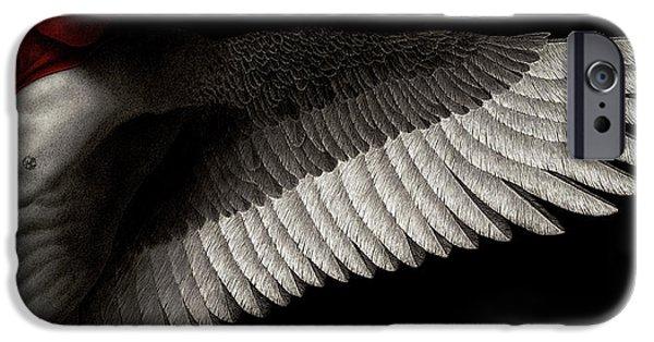 Dogma IPhone Case by Pat Erickson