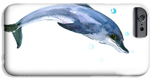 Dolphin IPhone 6s Case by Suren Nersisyan