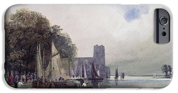 Dordrecht IPhone Case by Thomas Shotter Boys
