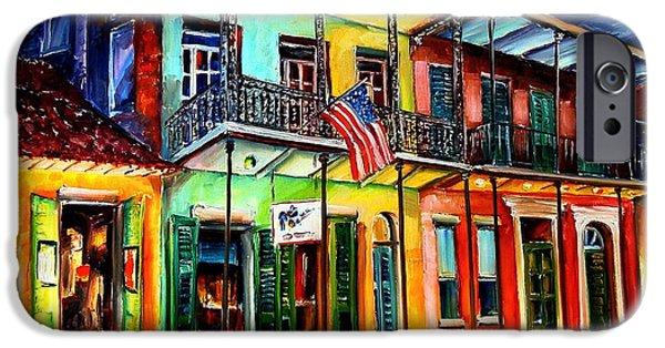Down On Bourbon Street IPhone 6s Case by Diane Millsap