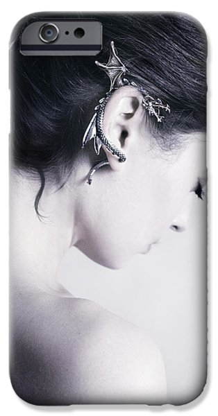 Dragon IPhone Case by Cambion Art