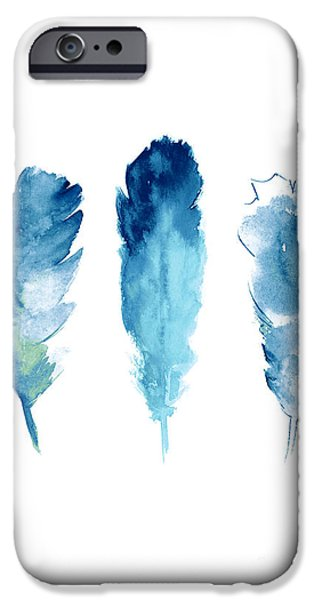 Dream Catcher Feathers Painting IPhone 6s Case by Joanna Szmerdt