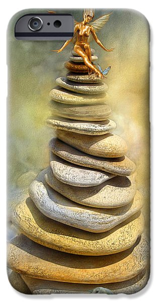 Dreaming Stones IPhone 6s Case by Carol Cavalaris