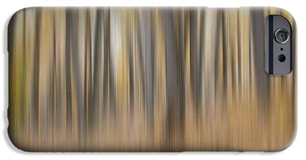 Dreamy Forest IPhone Case by Tom Mc Nemar
