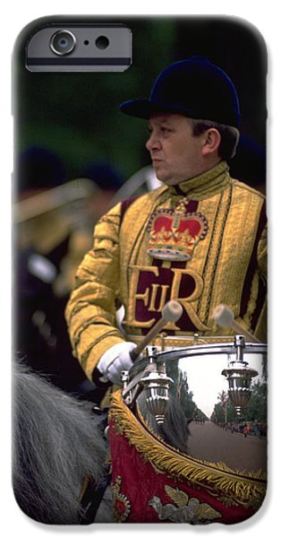 IPhone 6s Case featuring the photograph Drum Horse At Trooping The Colour by Travel Pics
