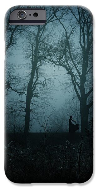 Dusk  IPhone Case by Cambion Art