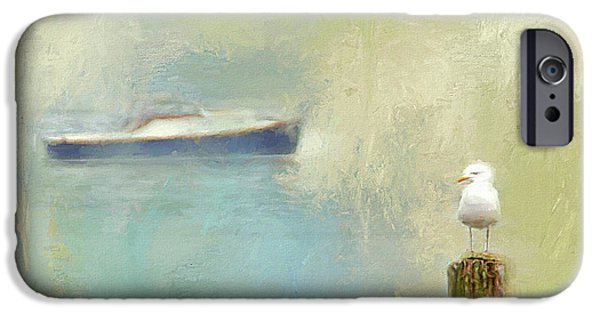 East Coast IPhone Case by Darren Fisher