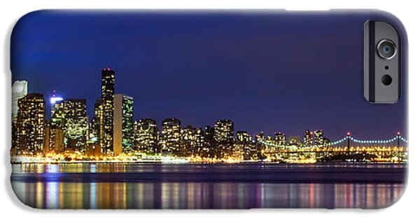 East River View IPhone Case by Az Jackson
