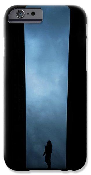 Edinburgh IPhone Case by Cambion Art
