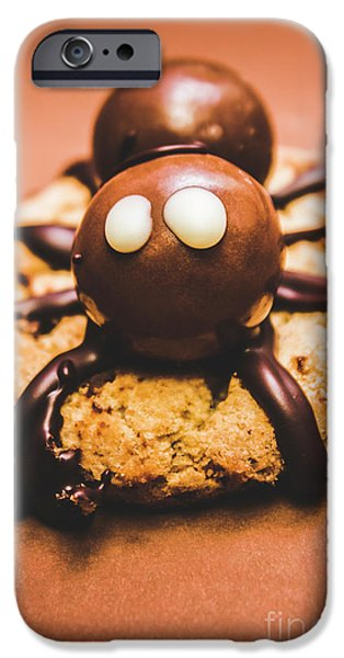 Eerie Monsters. Halloween Baking Treat IPhone 6s Case by Jorgo Photography - Wall Art Gallery