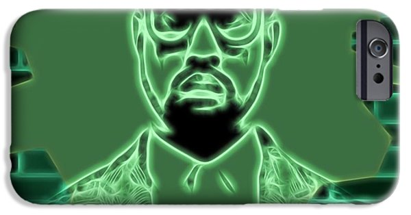 Electric Kanye West Graphic IPhone 6s Case by Dan Sproul