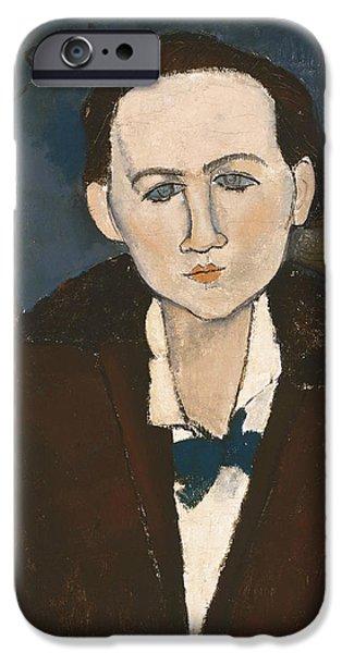Elena Povolozky IPhone Case by Amedeo Modigliani
