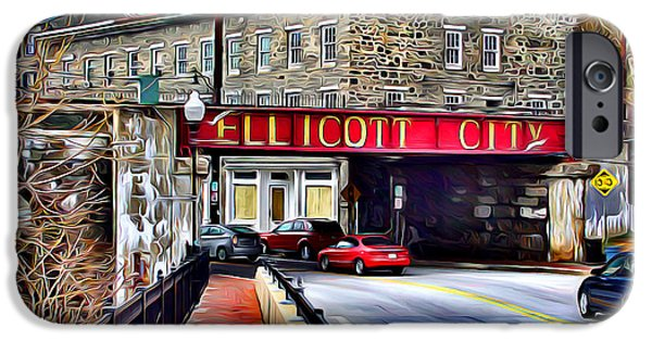 Ellicott City IPhone 6s Case by Stephen Younts