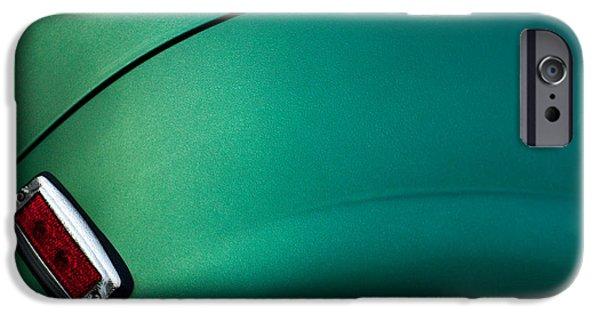 Emerald Frazer IPhone Case by Todd Klassy