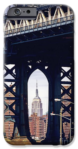 Empire Framed IPhone Case by Joan McCool