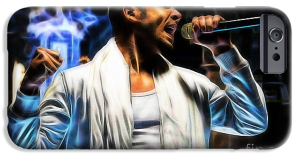 Empires Jussie Smollett As Jamal Lyon IPhone 6s Case by Marvin Blaine