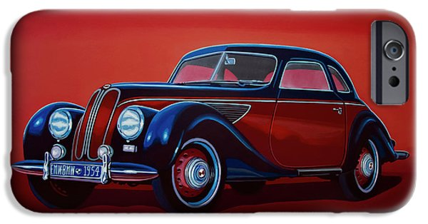 Emw Bmw 1951 Painting IPhone 6s Case by Paul Meijering