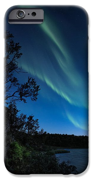Enter Night IPhone Case by Tor-Ivar Naess