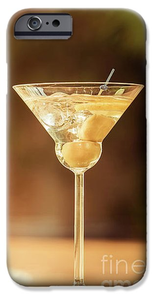 Evening With Martini IPhone 6s Case by Ekaterina Molchanova