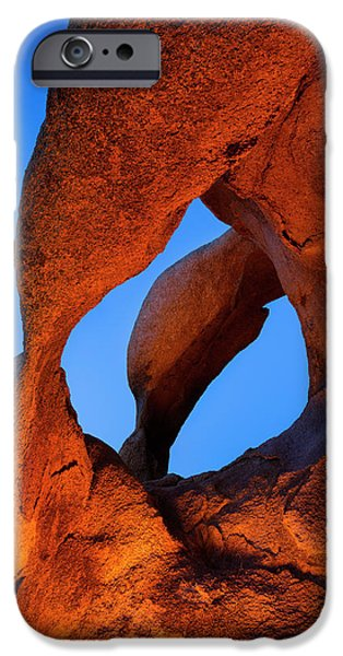 Evening's  Eye IPhone 6s Case by Mike Lang