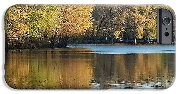 Fall Beauty IPhone Case by Michelle Willoughby