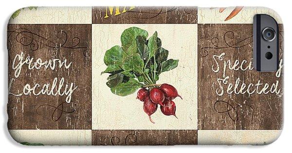 Farmer's Market Patch IPhone 6s Case by Debbie DeWitt