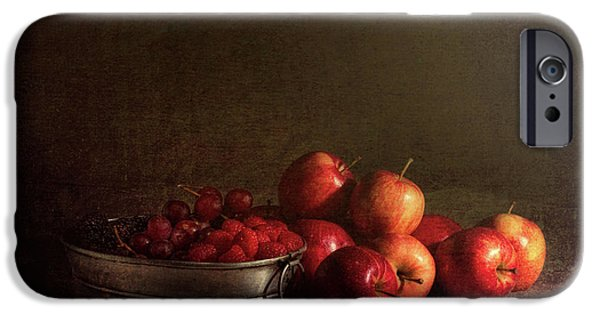 Feast Of Fruits IPhone Case by Tom Mc Nemar