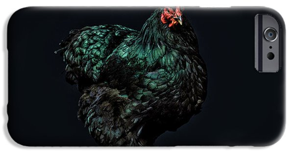 Feathers IPhone 6s Case by John Towner