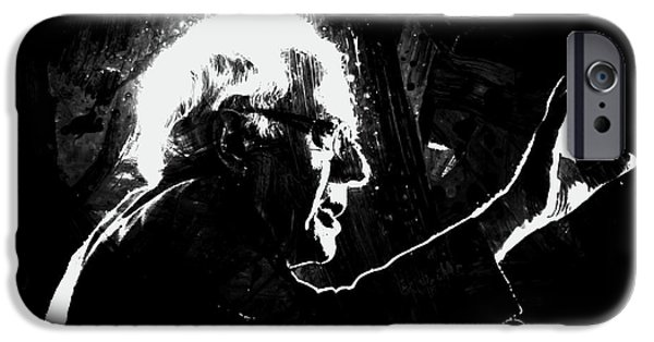 Feeling The Bern IPhone 6s Case by Brian Reaves