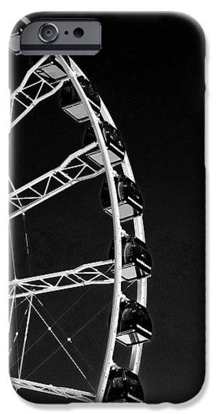 Ferris Wheel At Navy Pier, Chicago No. 1-2 IPhone 6s Case by Sandy Taylor