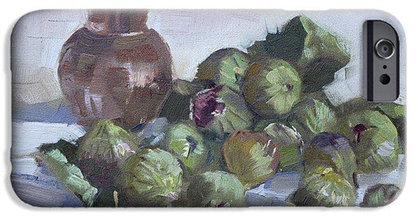 Figs IPhone Case by Ylli Haruni