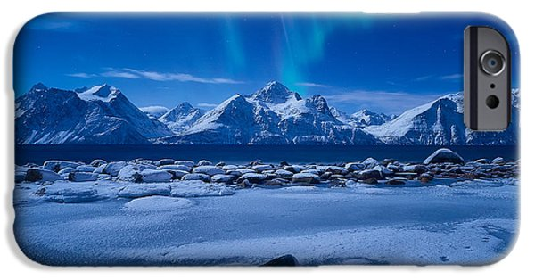 Flicker IPhone Case by Tor-Ivar Naess