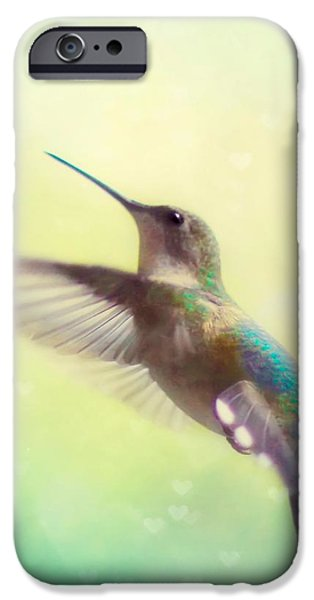 Flight Of Fancy - Square Version IPhone 6s Case by Amy Tyler
