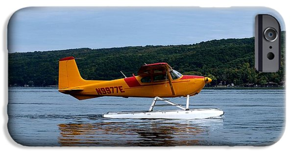 Float Plane Two IPhone Case by Joshua House