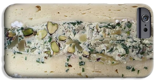 French Cheese IPhone Case by Evan N