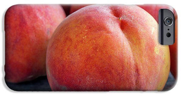 Fresh From The Orchard IPhone Case by Teri Virbickis
