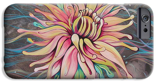 Full Bloom IPhone 6s Case by Shadia Zayed