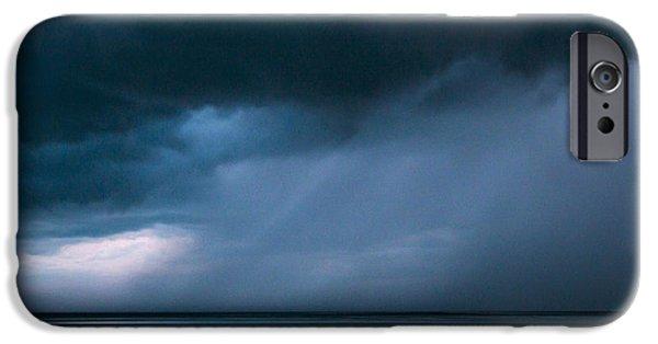 Gathering Storm IPhone Case by John Greim