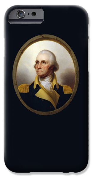 General Washington IPhone 6s Case by War Is Hell Store