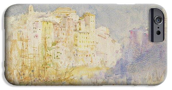 Genoa IPhone Case by Henry Scott Tuke