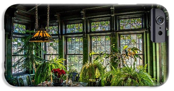 Glensheen Mansion Breakfast Room IPhone 6s Case by Paul Freidlund