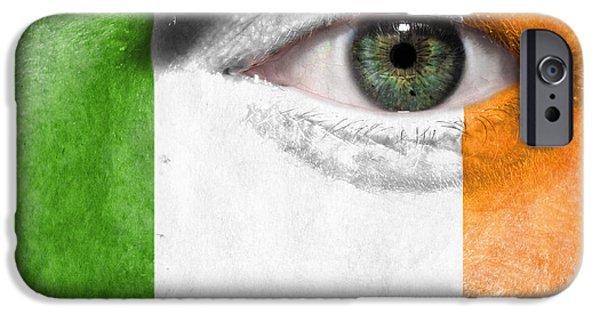 Go Ireland IPhone Case by Semmick Photo
