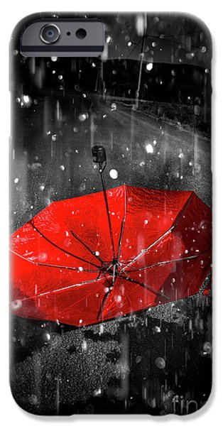 Gone With The Rain IPhone Case by Jorgo Photography - Wall Art Gallery