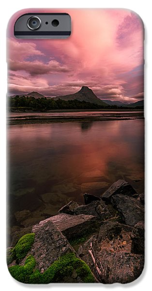 Good Evening IPhone Case by Tor-Ivar Naess
