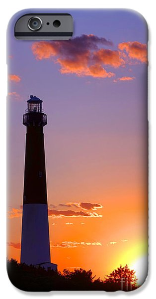 Good Night Barnegat IPhone Case by Olivier Le Queinec
