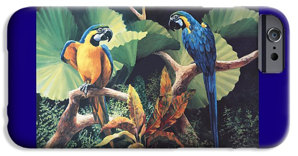 Gossips IPhone 6s Case by Laurie Hein