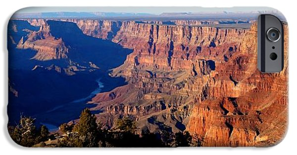Grand Canyon Navajo Point IPhone Case by Timea Mazug