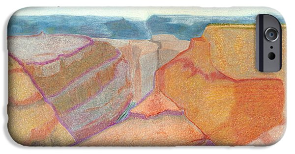 Grand Canyon IPhone Case by Patricia Pardee
