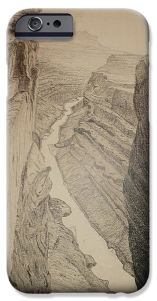 Grand Canyon IPhone Case by Phil Pedder-Smith