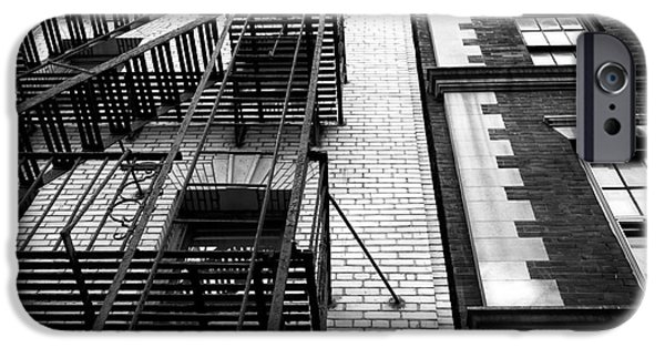 Greenwich Village Architecture IPhone 6s Case by John Rizzuto